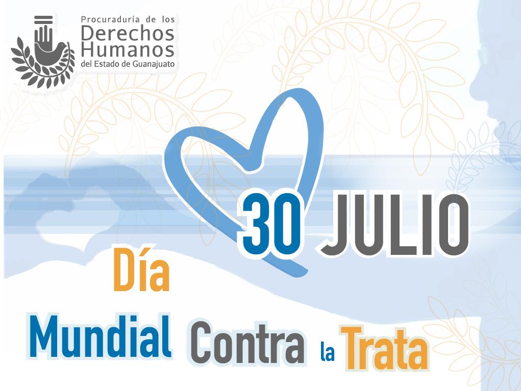 Día Mundial contra la Trata