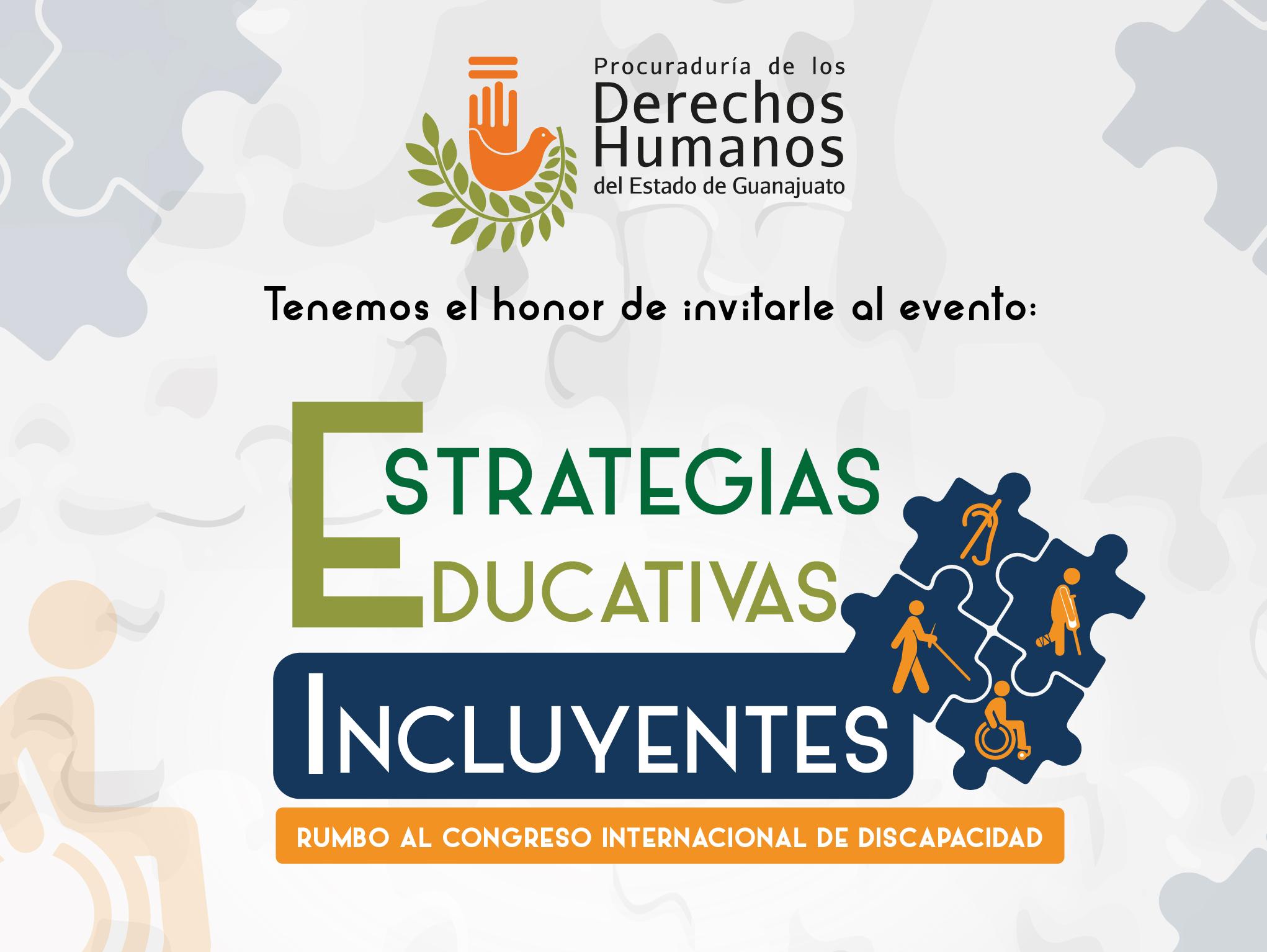 Próximo Evento: Estrategias Educativas Incluyentes