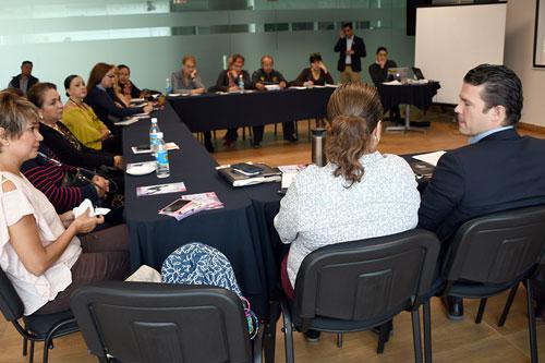 Trabaja PDHEG y Organismos de la Sociedad Civil en favor de los Derechos de las Mujeres
