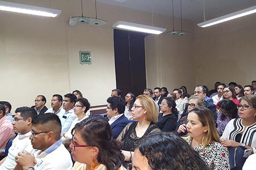 Participa PDHEG en Diplomado de la Suprema Corte de Justicia de la Nación