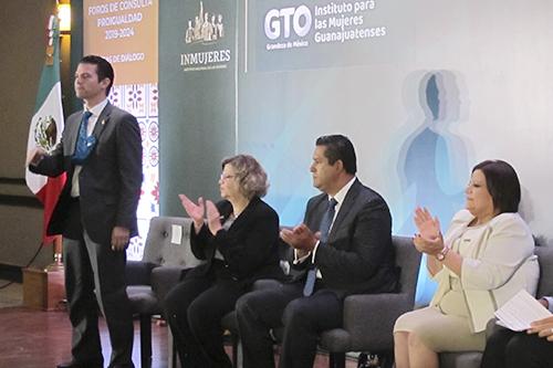 Realizan en León Foro de Consulta Ciudadana PROIGUALDAD
