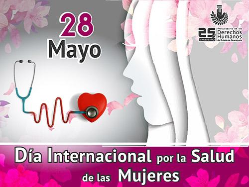 Día Internacional por la Salud de las Mujeres