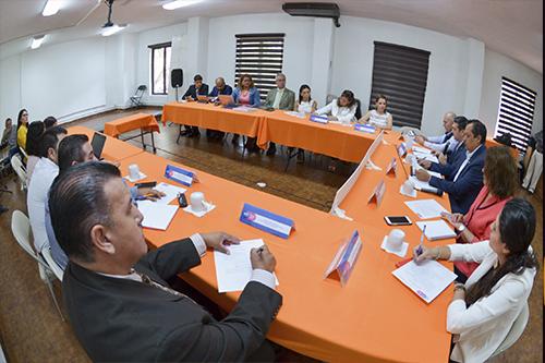 Participa PDHEG en primera sesión del Consejo Estatal de las Personas Adultas Mayores