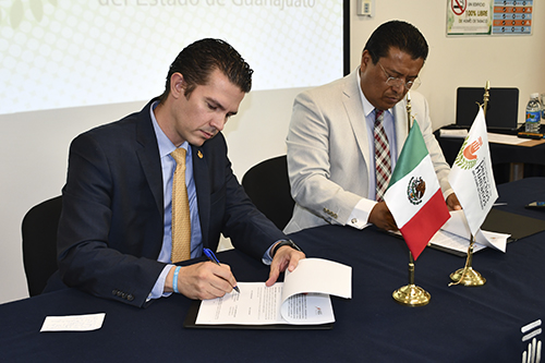 Firman convenio de colaboración PDHEG y ASEG para promover respeto a la dignidad de las personas