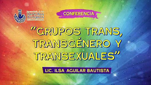Congreso contra la Homofobia y Transfobia