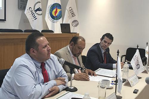 Reunión de la Federación Mexicana de Organismos Públicos de Derechos Humanos (FMOPDH) Zona Oeste