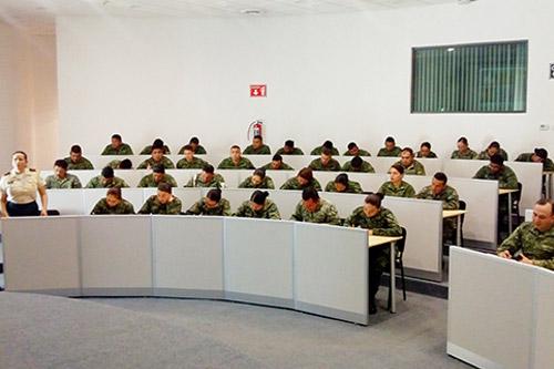 Inicia PDHEG capacitación en Zona Militar de Irapuato