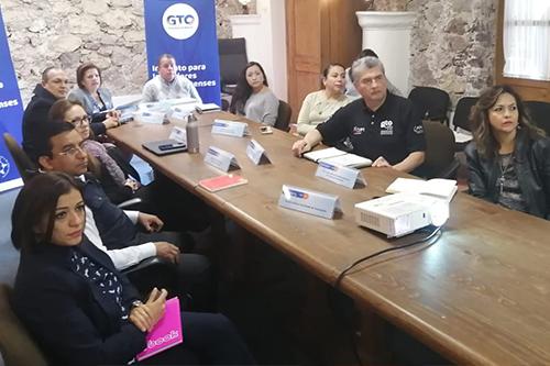 Presentan cuentas de acciones en favor de las mujeres guanajuatenses