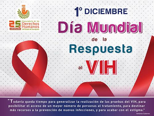 Día Mundial de la Respuesta al VIH
