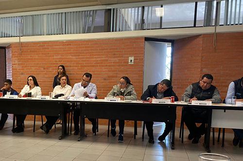 Participa PDHEG en reuniones de SIPINNA Celaya