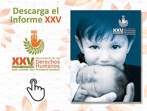 XXV Informe :: Descarga PDF