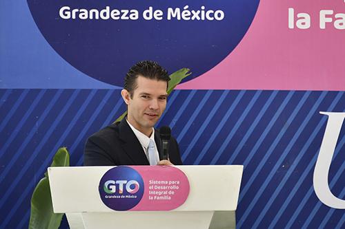 Fortalecen PDHEG y DIF de Guanajuato alianza en favor de los derechos de las familias en condiciones de vulnerabilidad