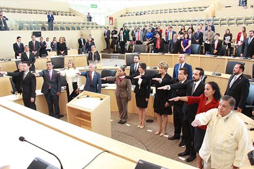 Se integra PDHEG a Observatorio Ciudadano Legislativo