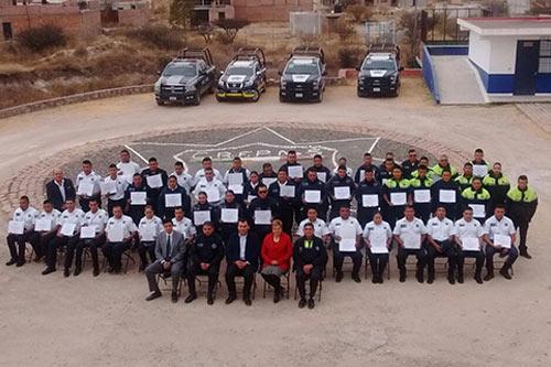 Concluyen servidores públicos de San Miguel de Allende seminario sobre Derechos Humanos