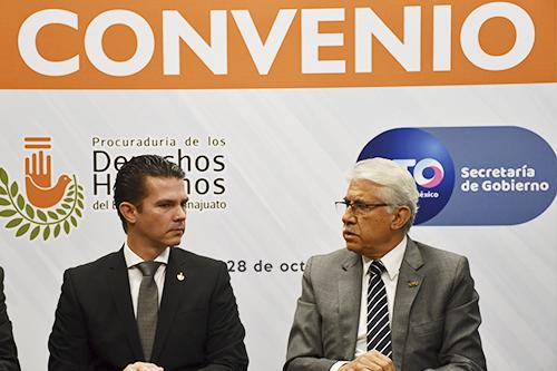 Firman alianza para fortalecer Defensoría Pública con perspectiva de Derechos Humanos