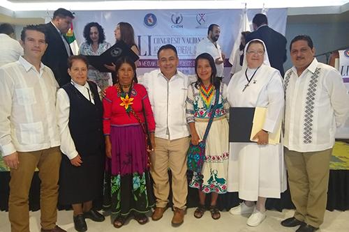 Entregan Premio Regional de Derechos Humanos Zona Oeste a Madre María del Socorro Pulido Pérez
