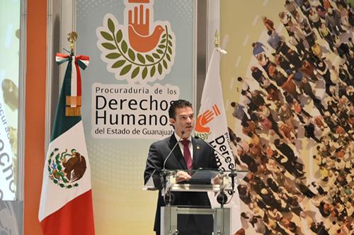 Firman Poderes del Estado Declaración Conjunta en Favor de los Derechos Humanos