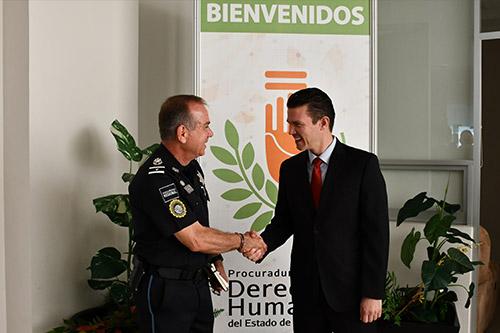 Fuerzas Federales se capacitan en materia de Derechos Humanos