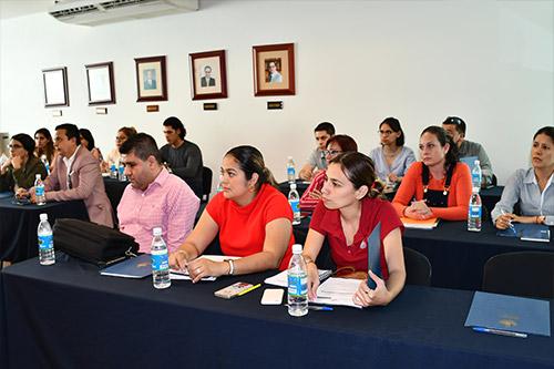 Inicia Diplomado Itinerante organizado por la CNDH y PDHEG